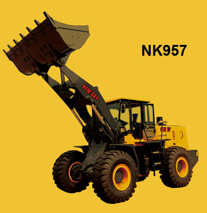 Multifunction Agricultural 162kw Front Wheel Loader Machine 0